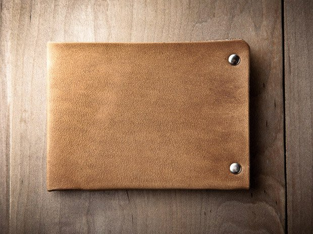 Mr. Lentz Thin Leather Wallet