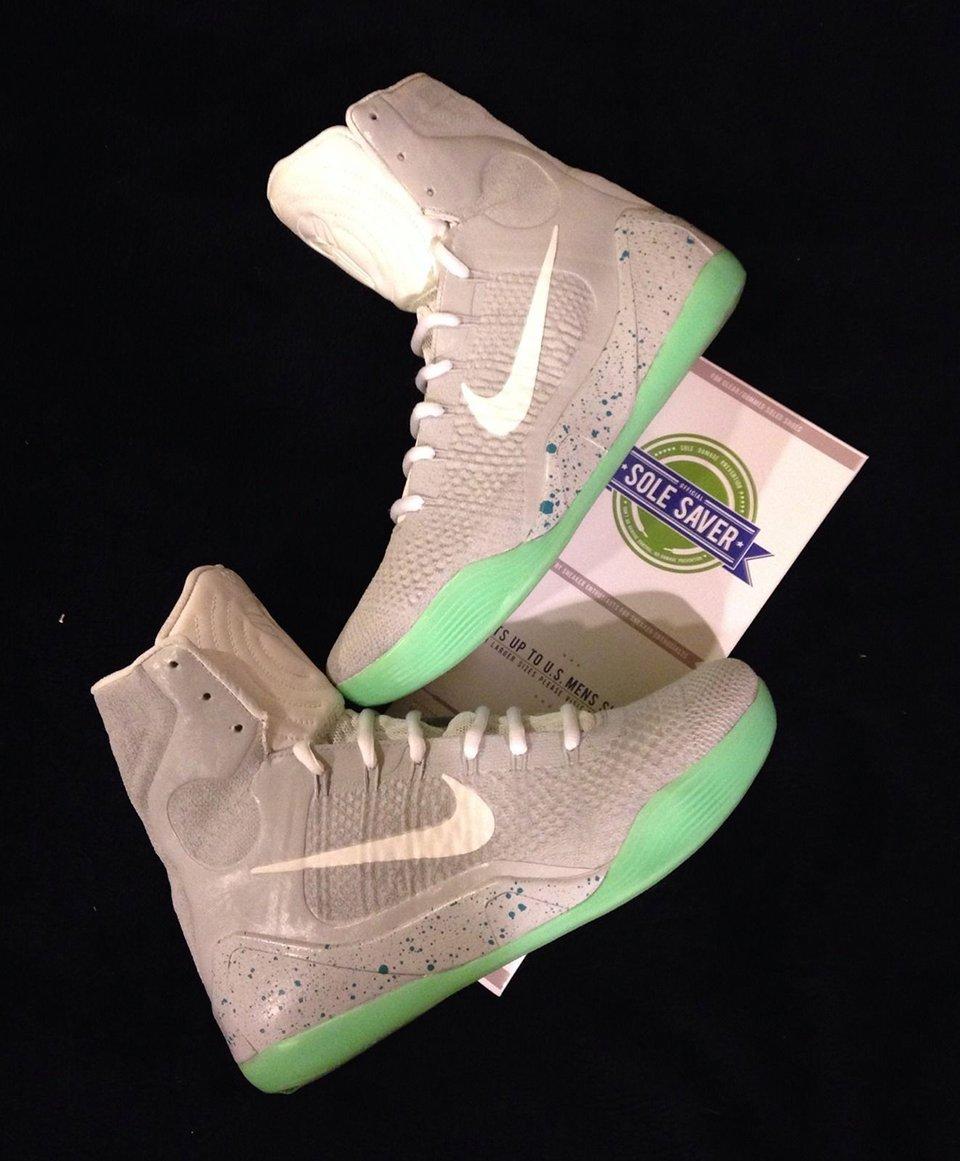 Nike Kobe 9 Elite Air Mag Custom
