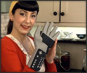 Power Mitt Oven Glove