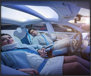 XchangE Self-Driving Car Concept