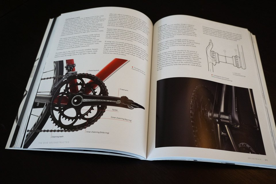 The Bike Deconstructed