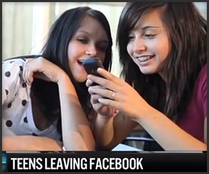The Onion: Teens Leaving Facebook