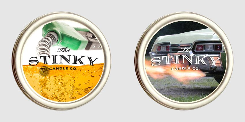 The Stinky Candle Co.