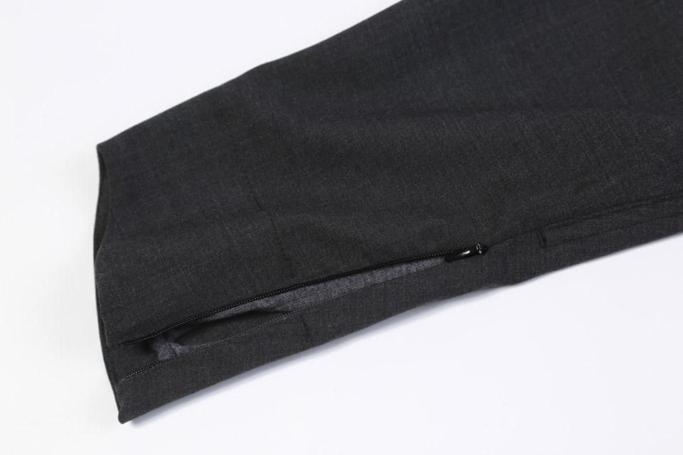 4-Season Fluid Wool Jacket