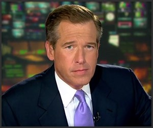 Brian Williams: Gin and Juice