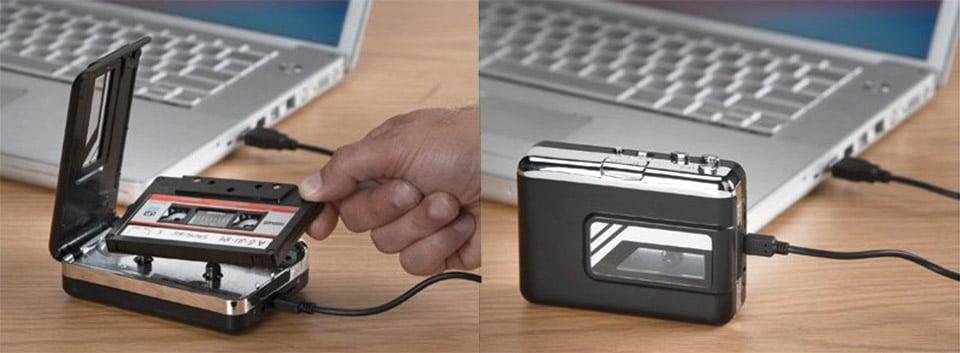 USB Cassette to MP3 Converter