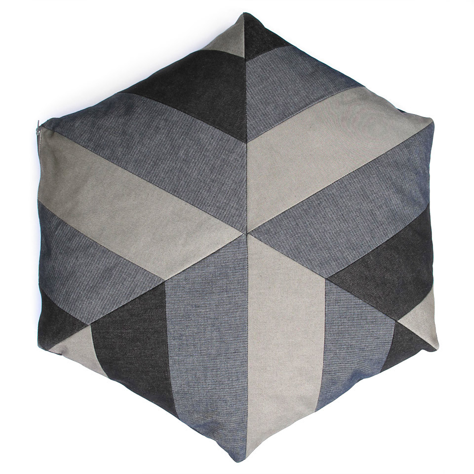 Core Deco Hexagon Pillows