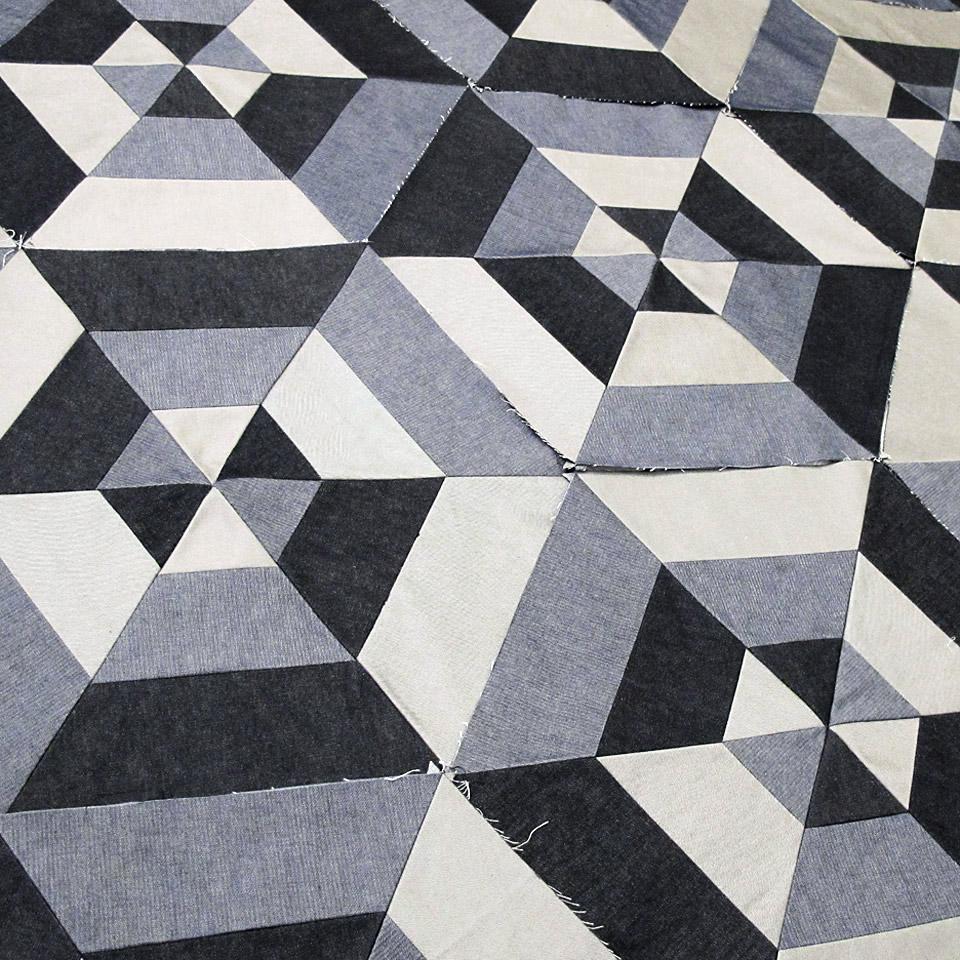 Core Deco Hexagon Pillows