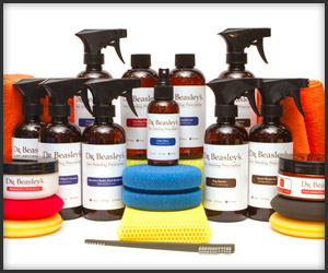 Win: Dr. Beasley's Car Detailing Kit