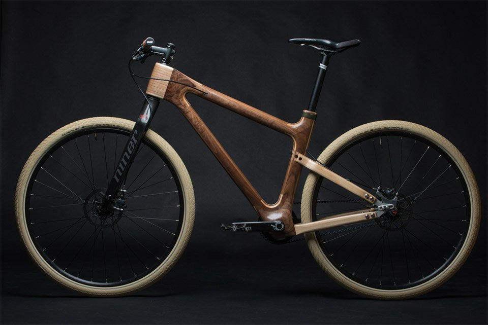 Grainworks Wood Bike