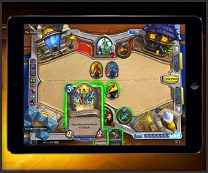 Hearthstone for iPad