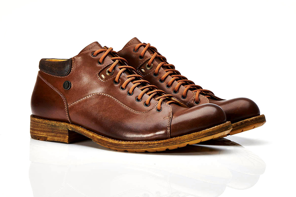 Kaan Ankle Boots