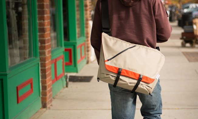 Win: Ogden Made Messenger Bag