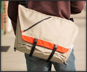 Win: Ogden Made Messenger Bag