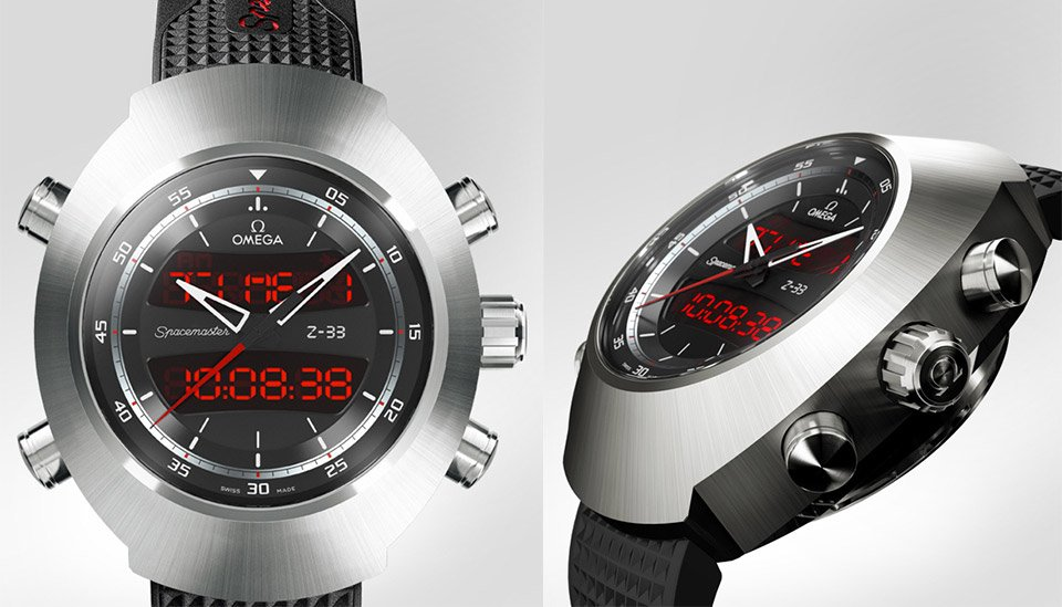 Omega Spacemaster X-33 Watch