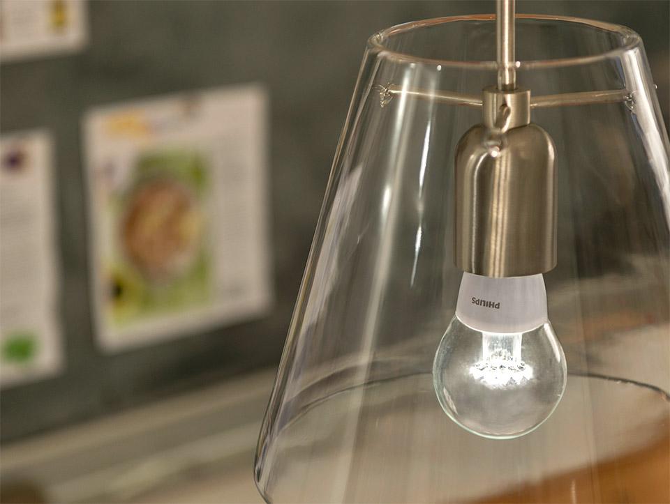 Philips Clear LED Bulbs