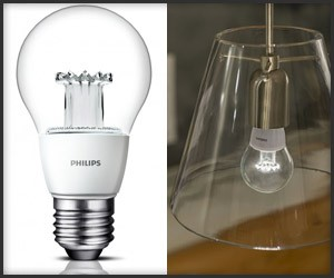 Philips Clear LED Bulbs