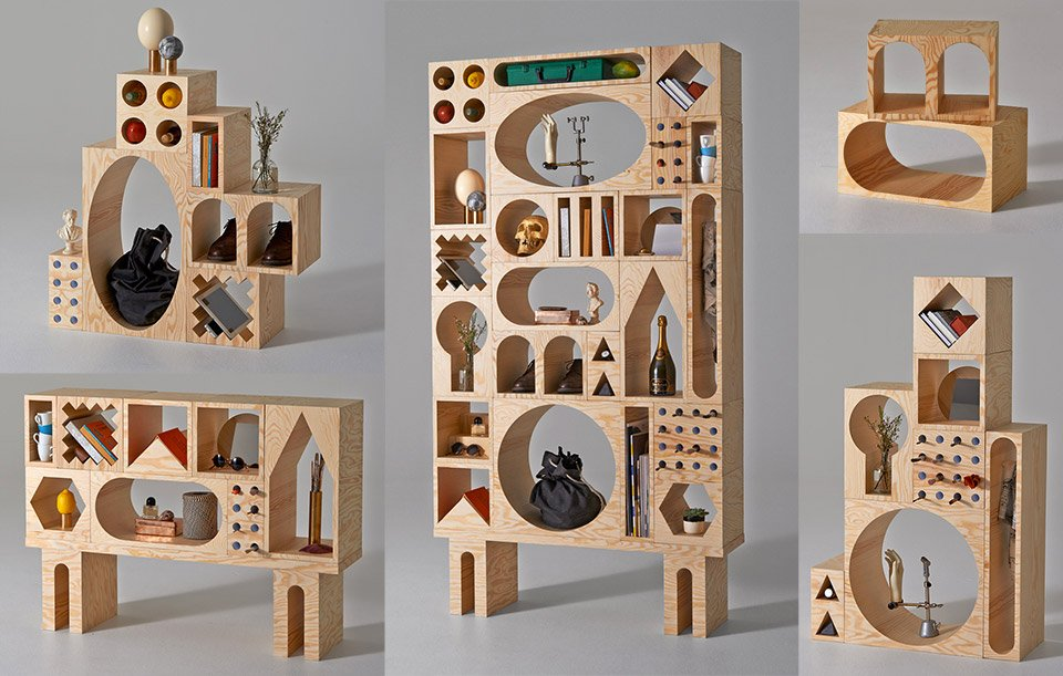 ROOM Collection Furniture System