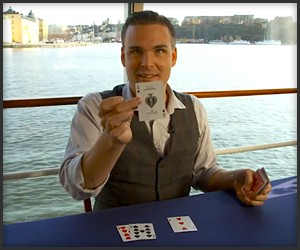 Stockholm in Card Tricks