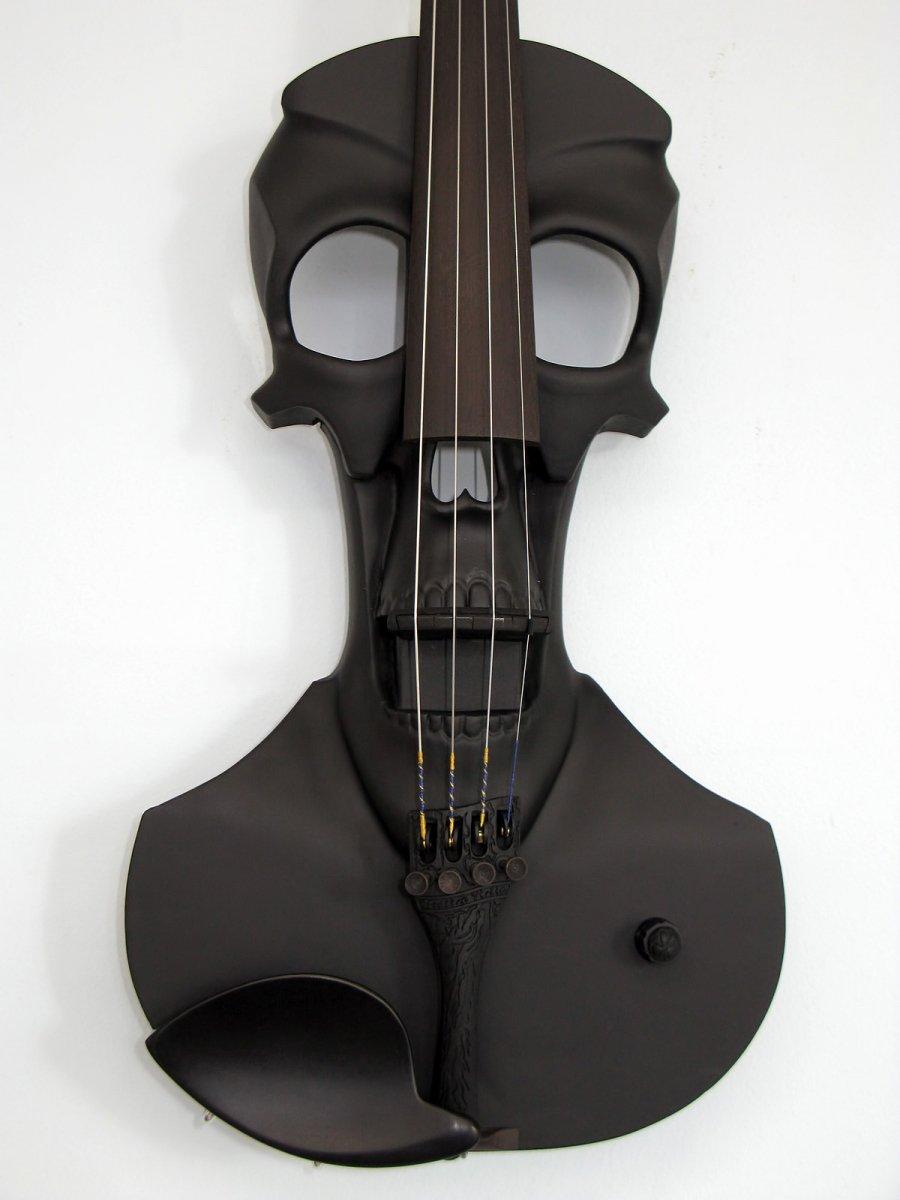 Straton Skull Violins
