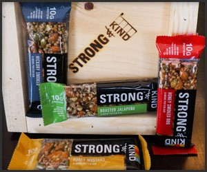 STRONG & KIND Bars