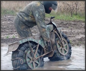 Tarus 2 All-Terrain Motorcycle