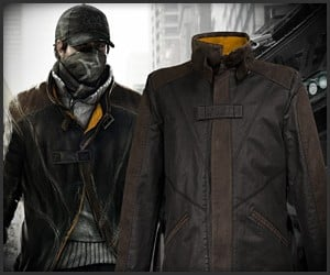 Watch Dogs Vigilante Coat Replica
