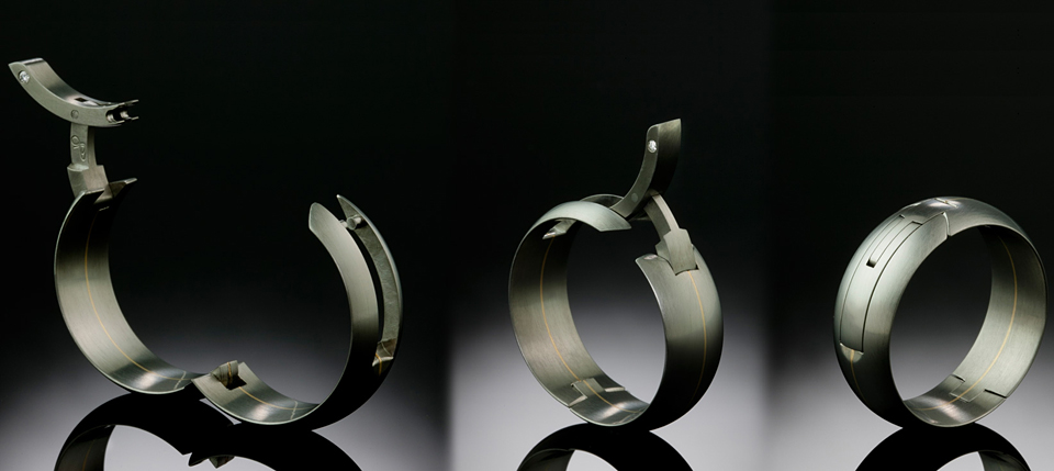 Active Wedding Rings
