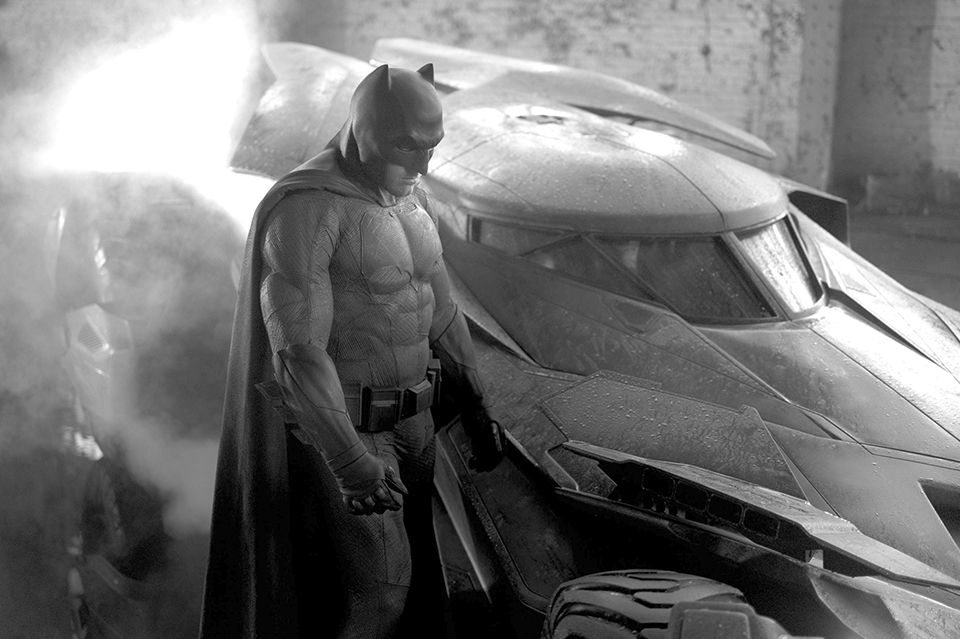 Ben Affleck's Batman
