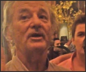Bill Murray's Bachelor Party Advice