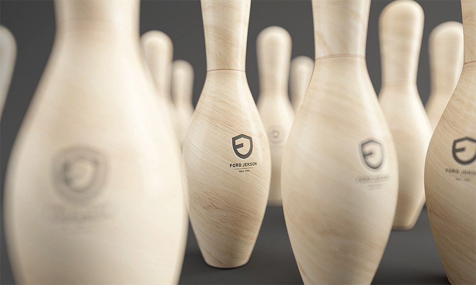 Six-Pack Bowling Concept