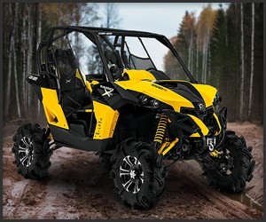 Can-Am Maverick X mr