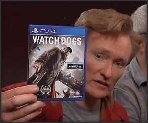 Conan Plays Watch Dogs