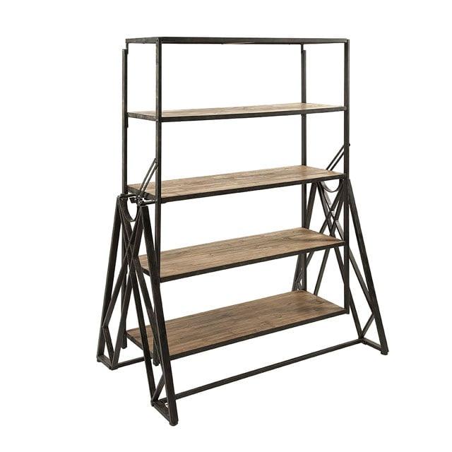 Convertible Shelf Table
