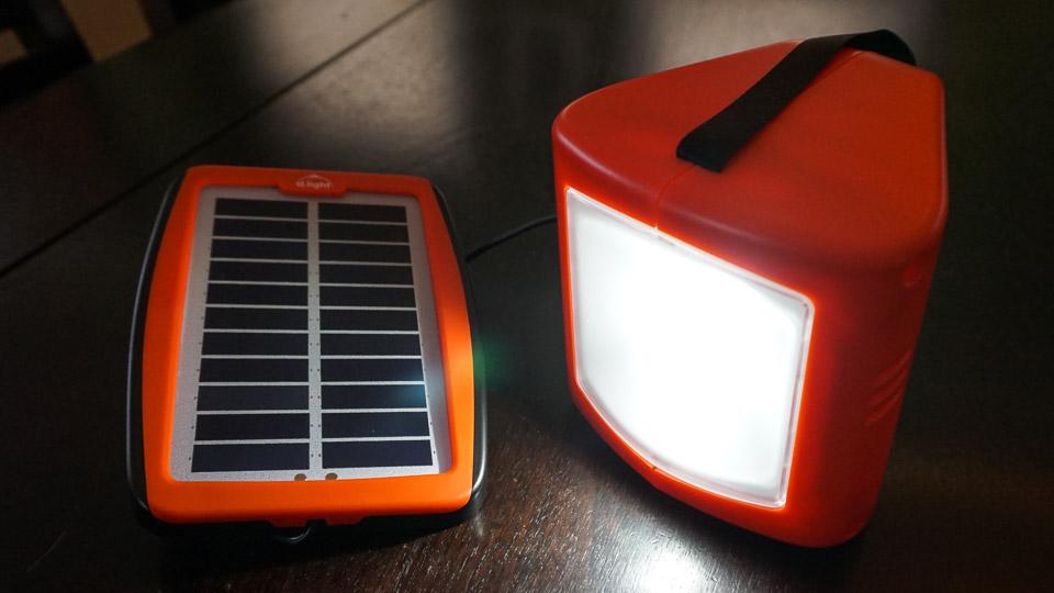 d.light S300 Solar Lantern