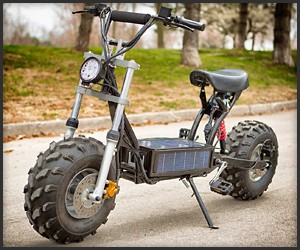 Daymak Beast Electric Bicycle