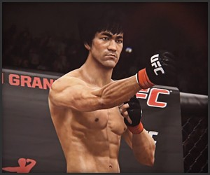 EA Sports UFC: Be Bruce Lee