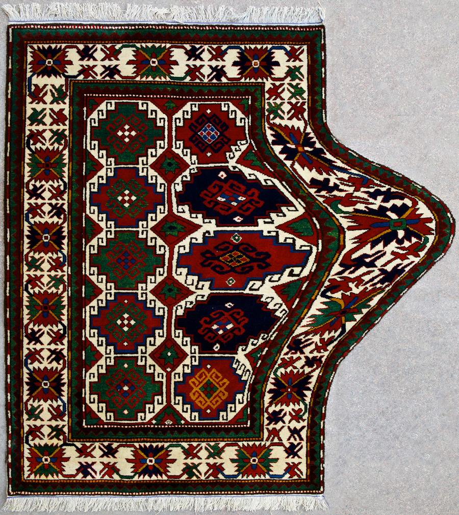 Faig Ahmed's Carpets