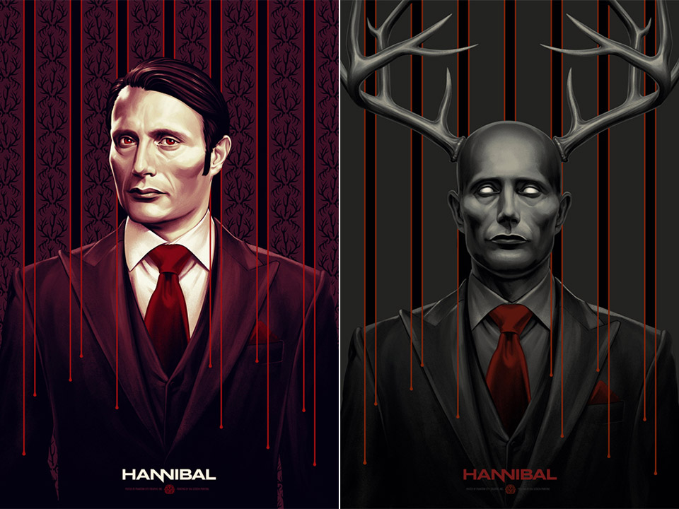 Hannibal Prints