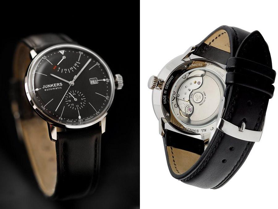 Junkers Bauhaus Watch