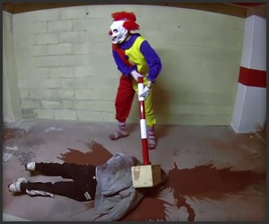 Killer Clown Prank