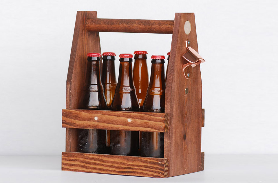 Meriwether Six-Pack Carrier