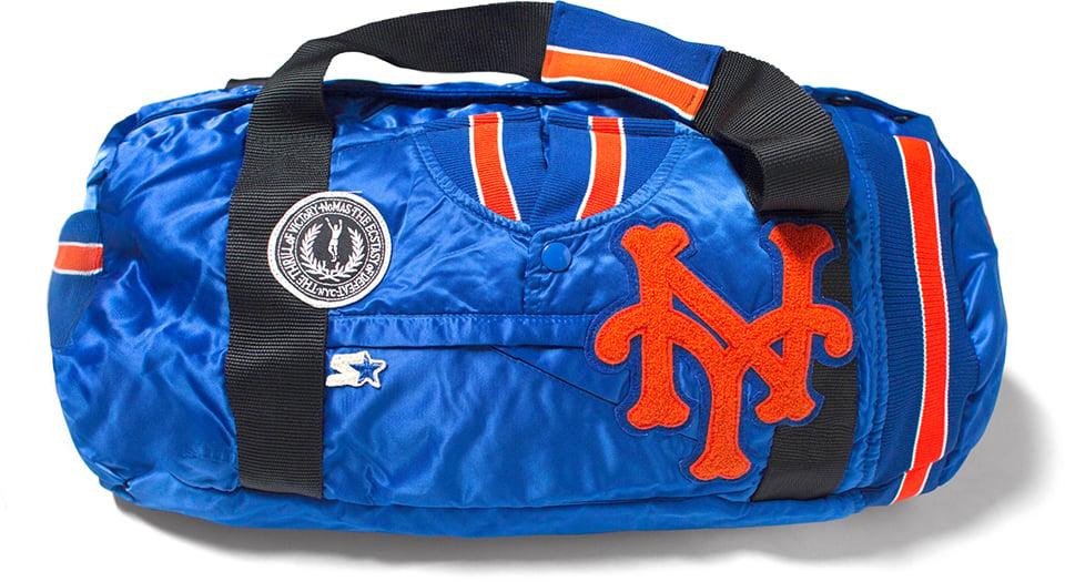 Mets Jacket Duffle Bag