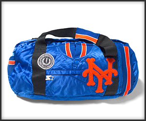 Mets Jacket Duffle Bag
