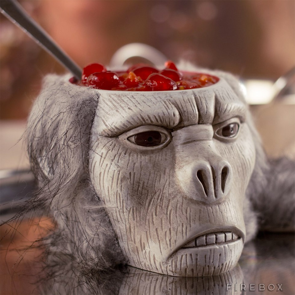 Monkey Brain Bowl