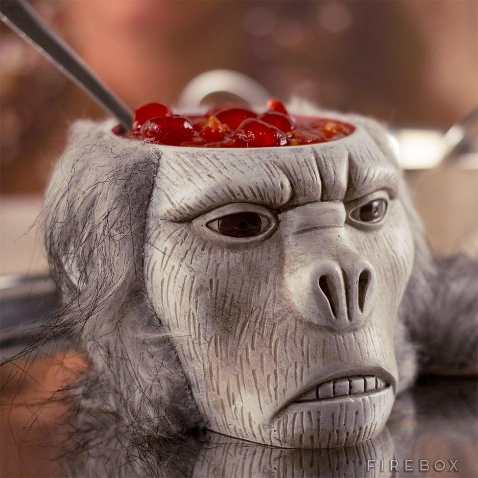 Monkey Brain Bowl