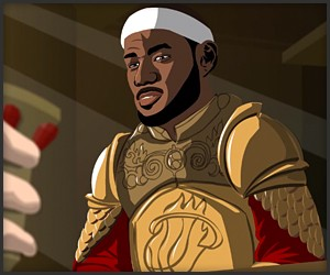 NBA x Game of Thrones