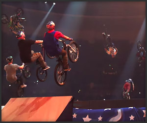 Nitro Circus Live (in Slow Motion)