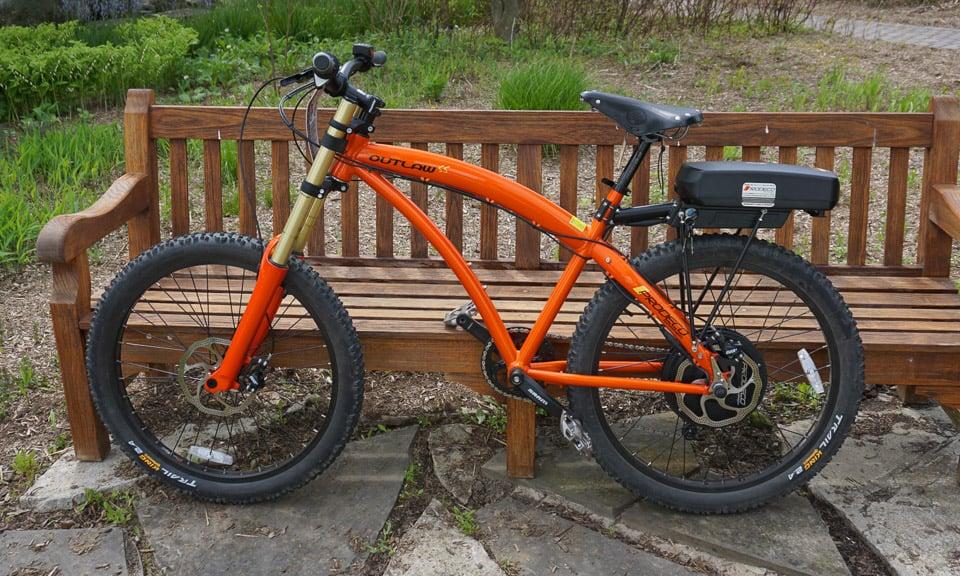 ProdecoTech Outlaw SS E-Bike