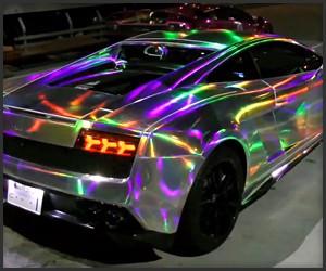 Awesome Lamborghini On The Awesomer